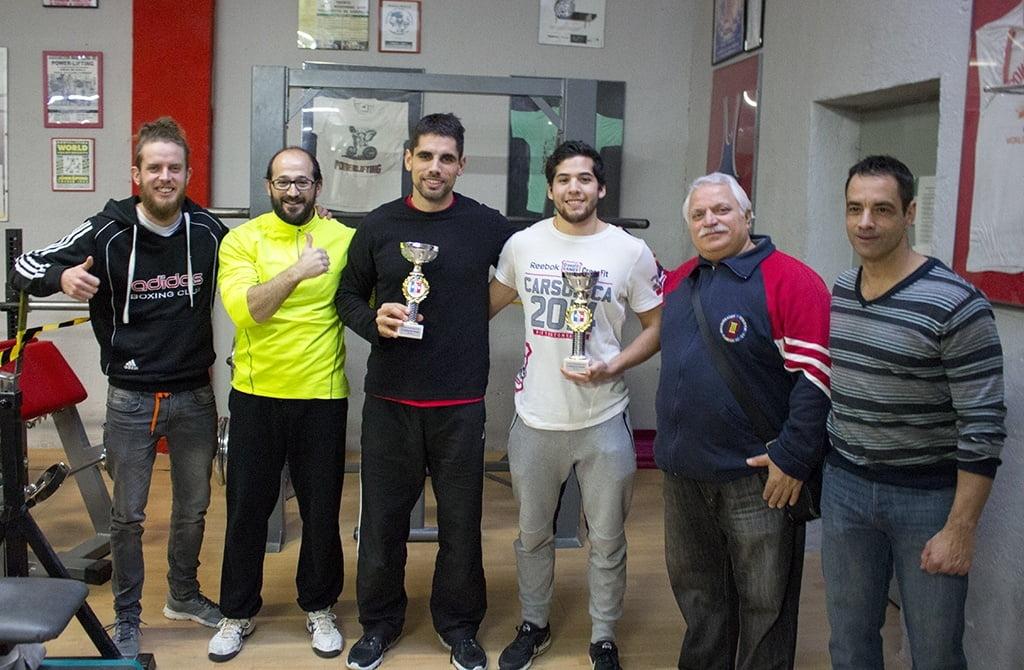 CHRISTMAS CUP HALTEROFILIA FORJANDO ATLETAS