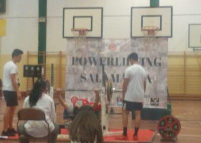 Campeonato de Powerlifting Salamanca